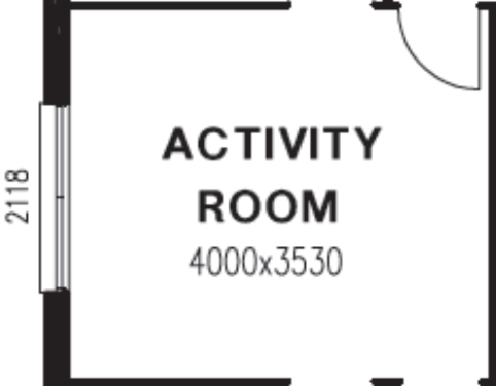 Activity Room On Your Block